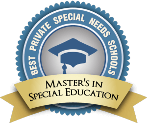 Badge - Masters in Special Education