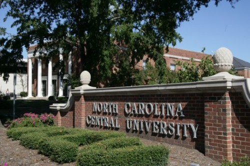 1. North Carolina Central University
