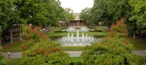 15. Furman University