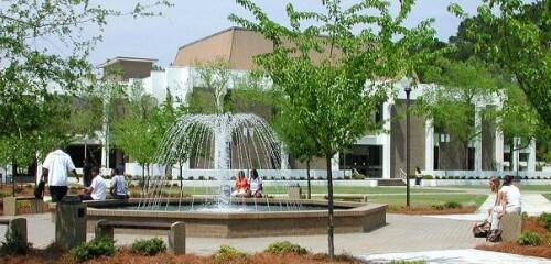 18. Francis Marion University