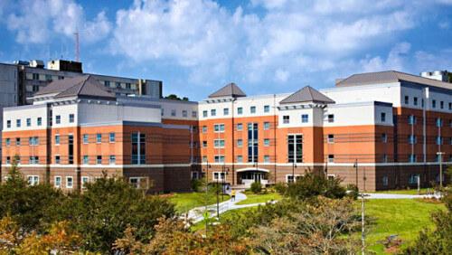 2. East Carolina University