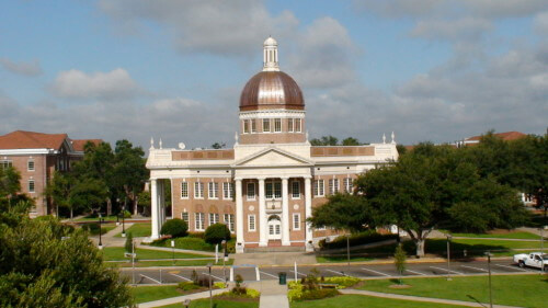 3. University of Southern Mississippi